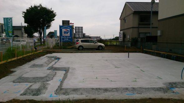 展示場建設地2013年9月29日(捨てコン)⑤